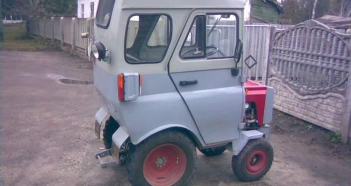 Умельцы в Украине создали уникальный автомобиль (фото) 2