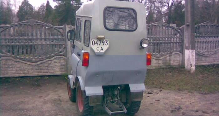 Умельцы в Украине создали уникальный автомобиль (фото) 3