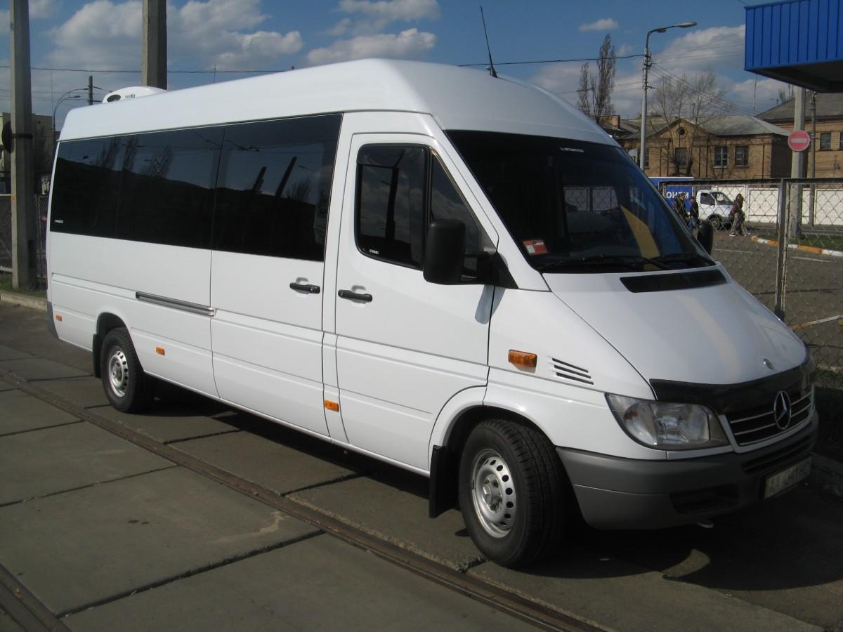 Переоборудованные микроавтобусы в Украине будут вне закона 1