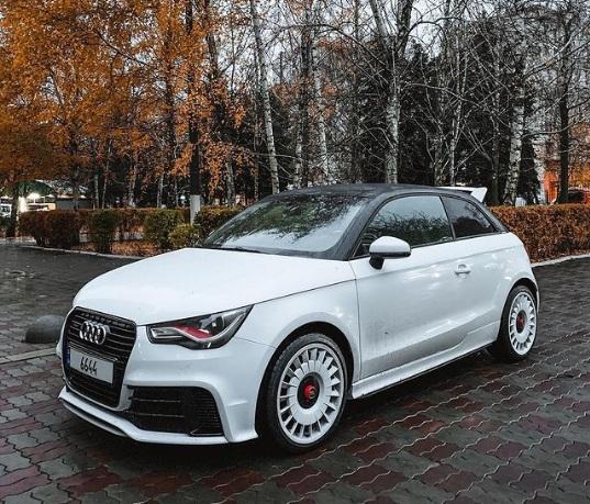 В Украине замечен самый редкий Audi современности 1