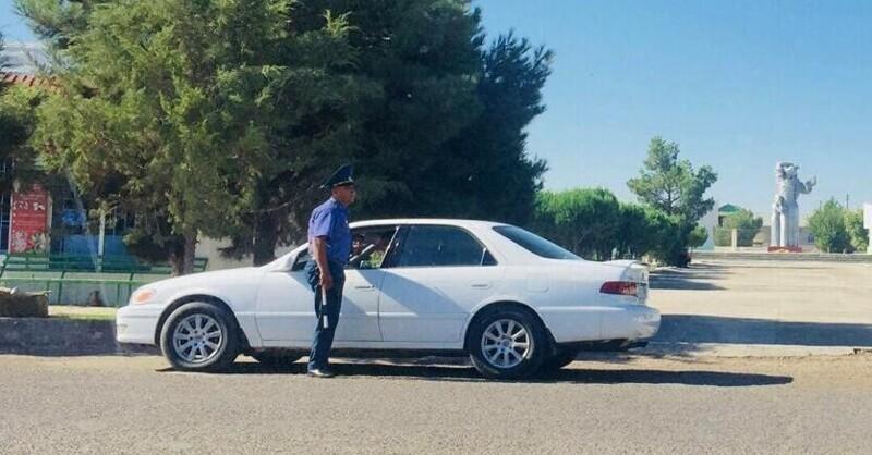 В Туркменистане авто будут только белого цвета 1