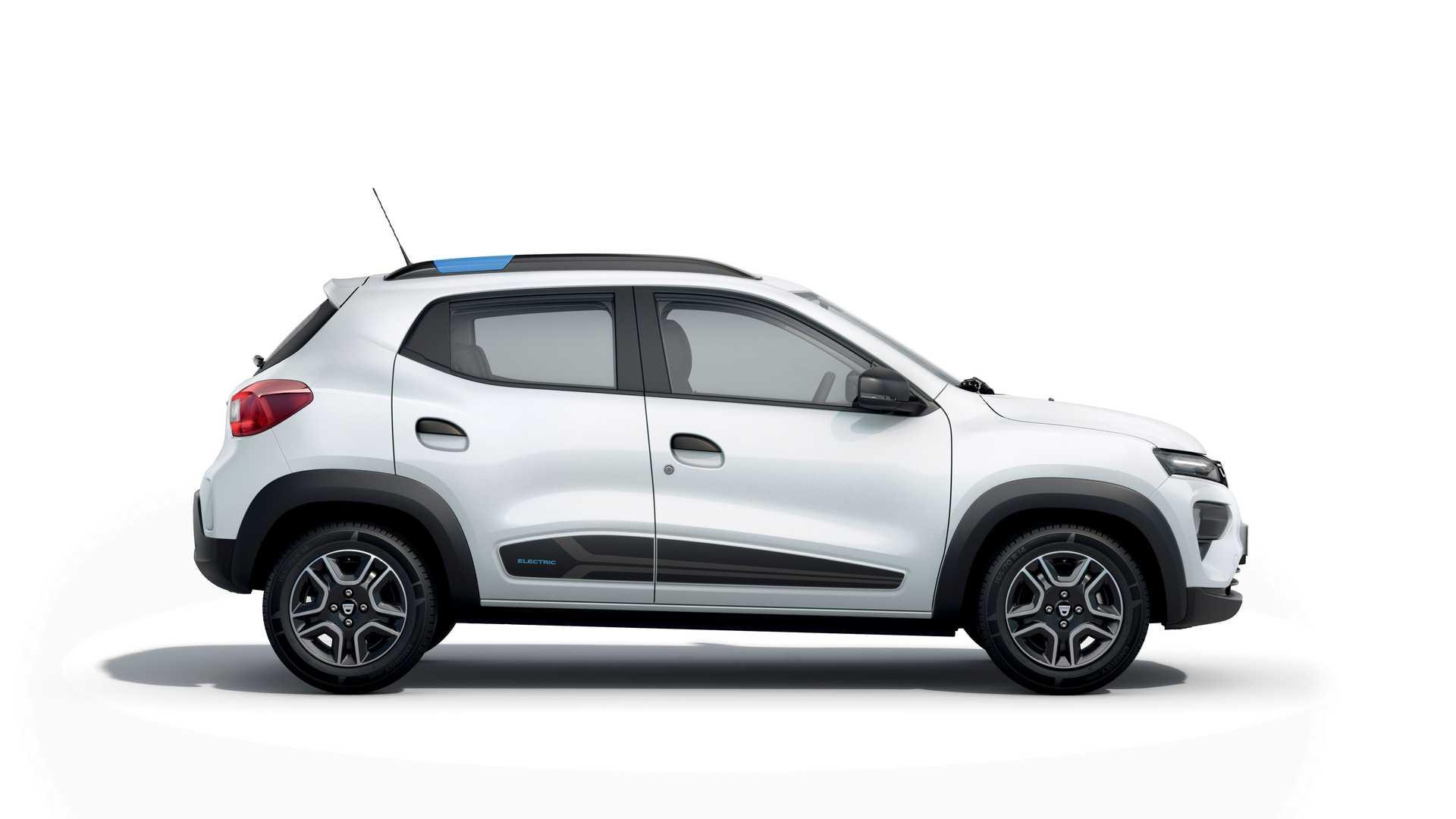 Dacia Spring - самый бюджетный электрокар для европейского рынка: дата начала продаж, цена и особенности 2