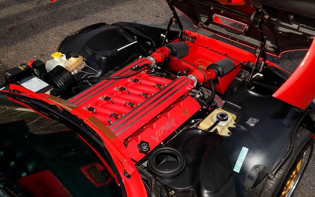 Единственный в мире Dodge Viper GTS CS выставили на продажу 3