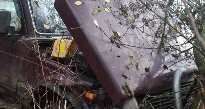 Как в GTA: украинский школьник за ночь угнал и разбил несколько машин 3