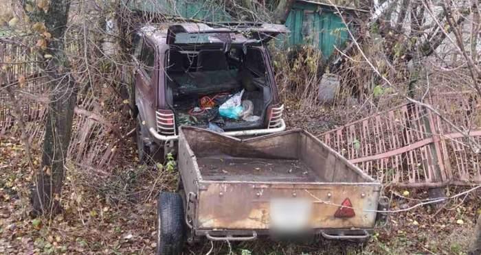 Как в GTA: украинский школьник за ночь угнал и разбил несколько машин 2
