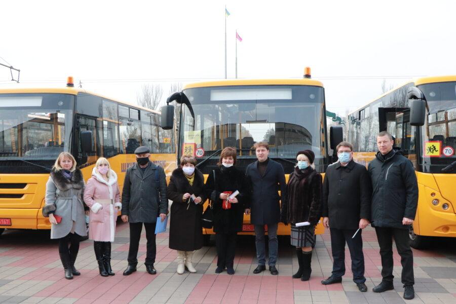 АвтоЗАЗ представил очередную партию нового транспорта 2