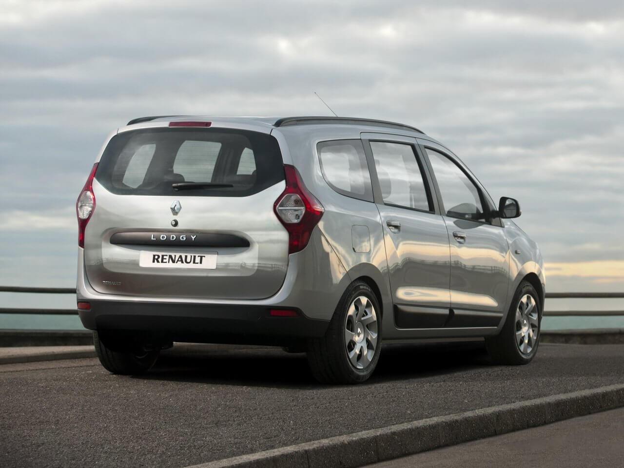 Renault Logan станет 7-ми местным бюджетным кроссовером 2