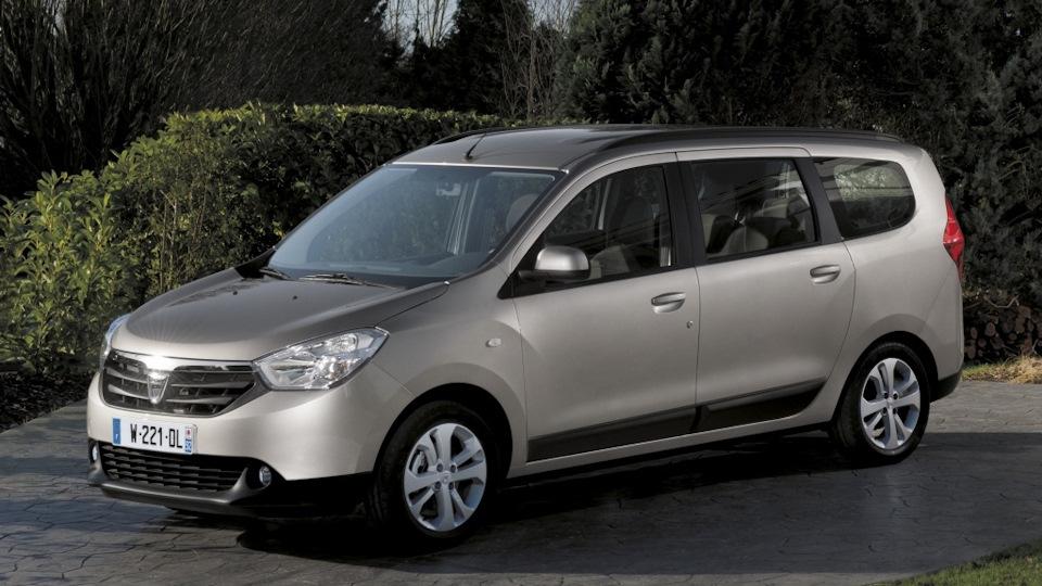 Renault Logan станет 7-ми местным бюджетным кроссовером 1