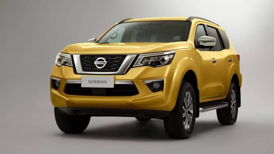 Вот-вот начнутся продажи кроссовера Nissan Terra 1