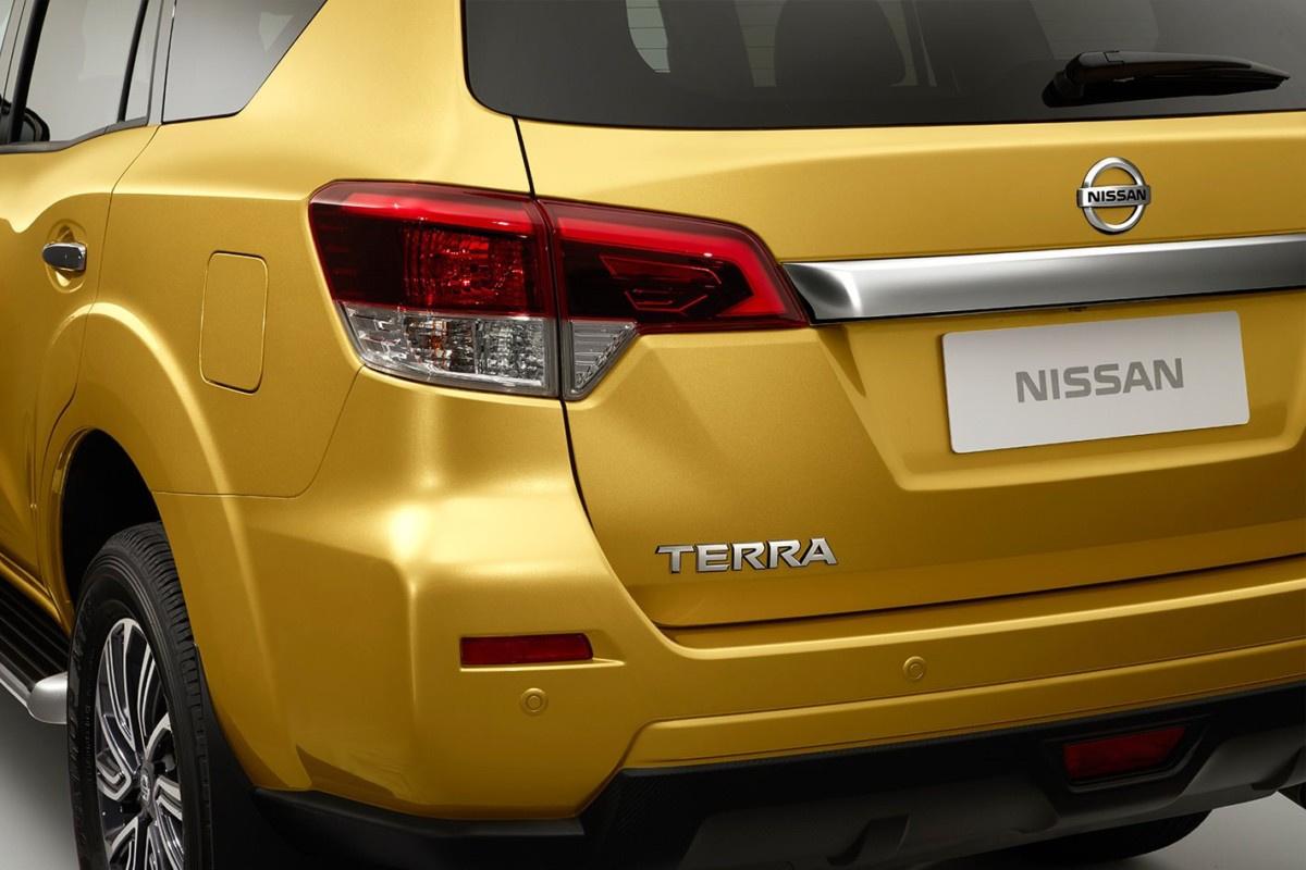 Вот-вот начнутся продажи кроссовера Nissan Terra 2