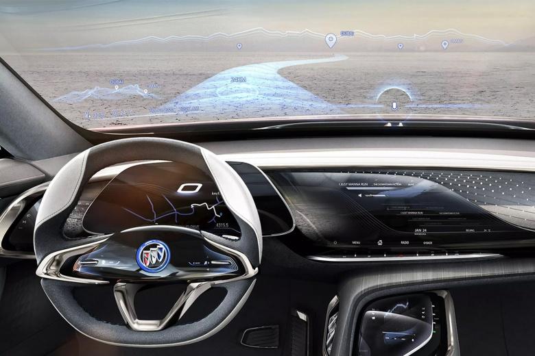 Buick досрочно рассекретил концептуальный кроссовер Enspire 2