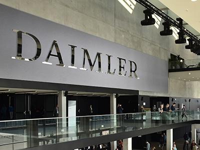Daimler «замахнулся» на акции Volvo 1