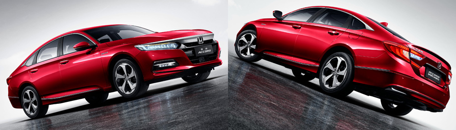 Концепт Honda Inspire оказался «перекроенным» Аккордом 3