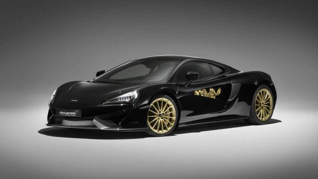 McLaren не хочет быть таким как все 1