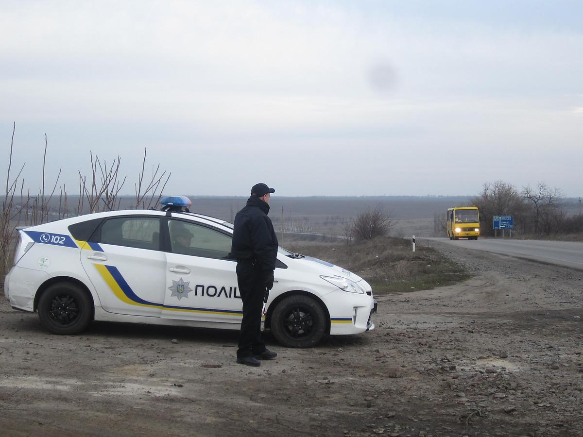 Патрульная полиция будет фиксировать превышения скорости на ходу 1