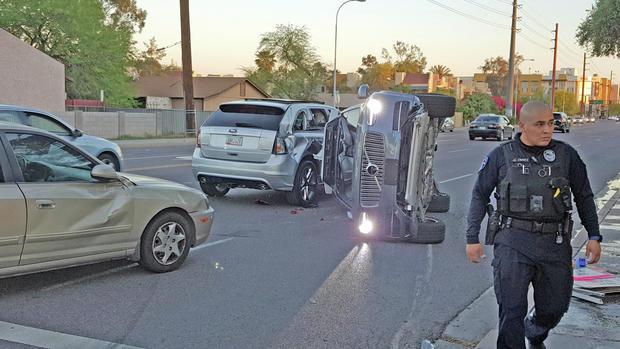 Водители боятся ездить в беспилотных автомобилях 1