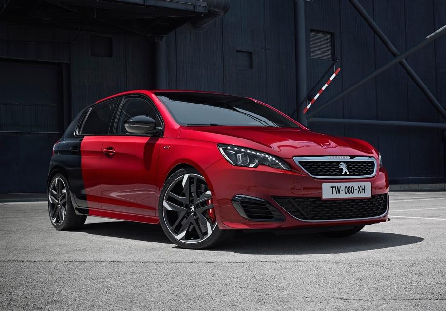 Peugeot вынужден приостановить выпуск хот-хэтча 308 GTi 1