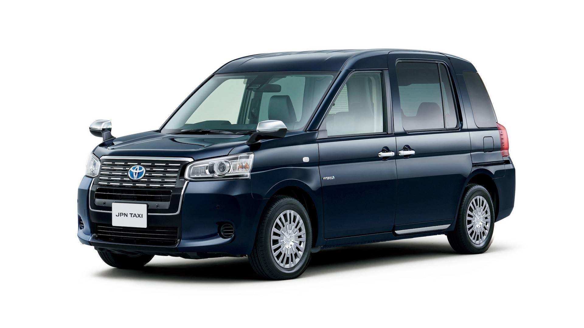Японское такси ждут глобальные изменения 1