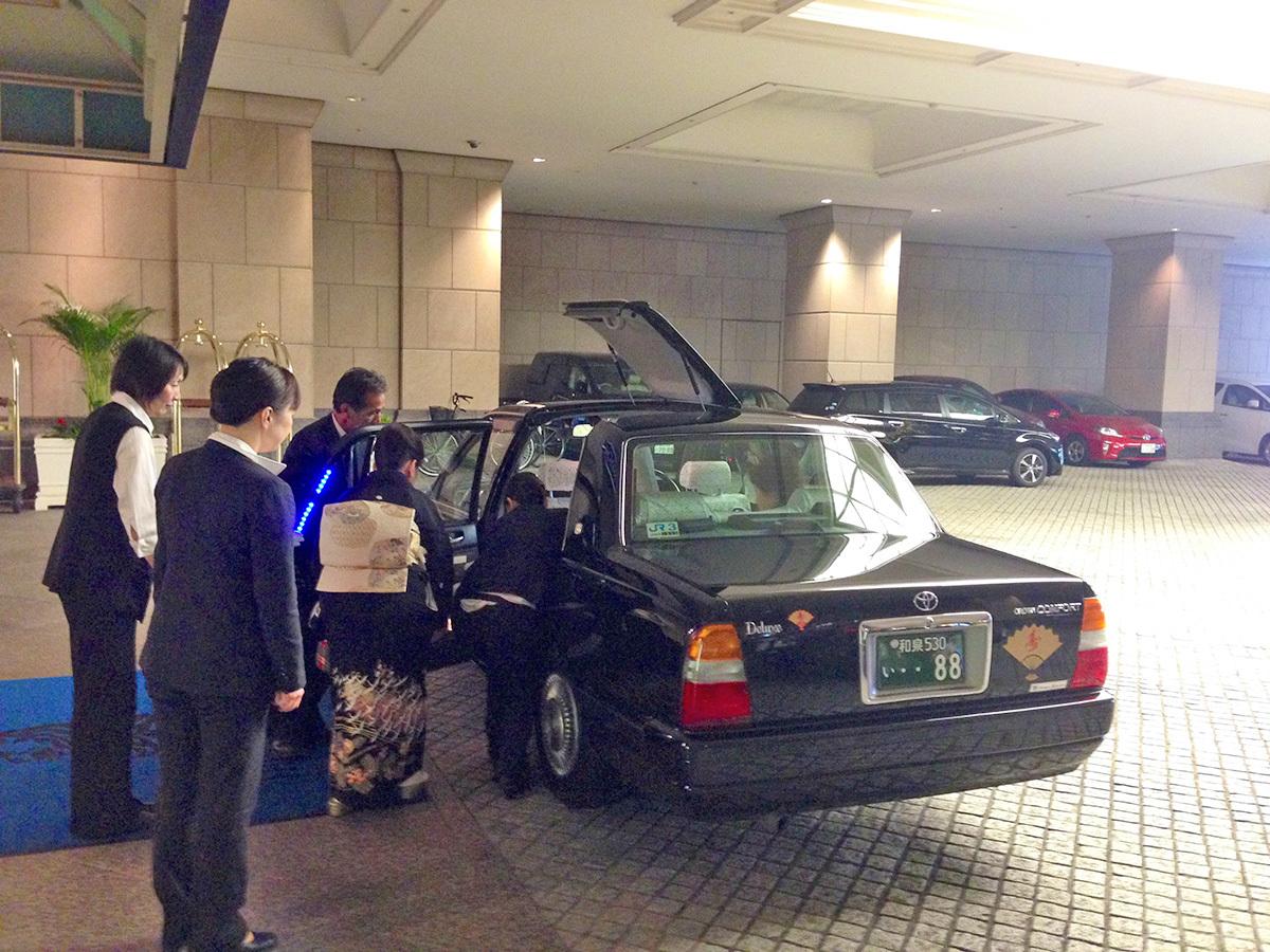 Японское такси ждут глобальные изменения 3