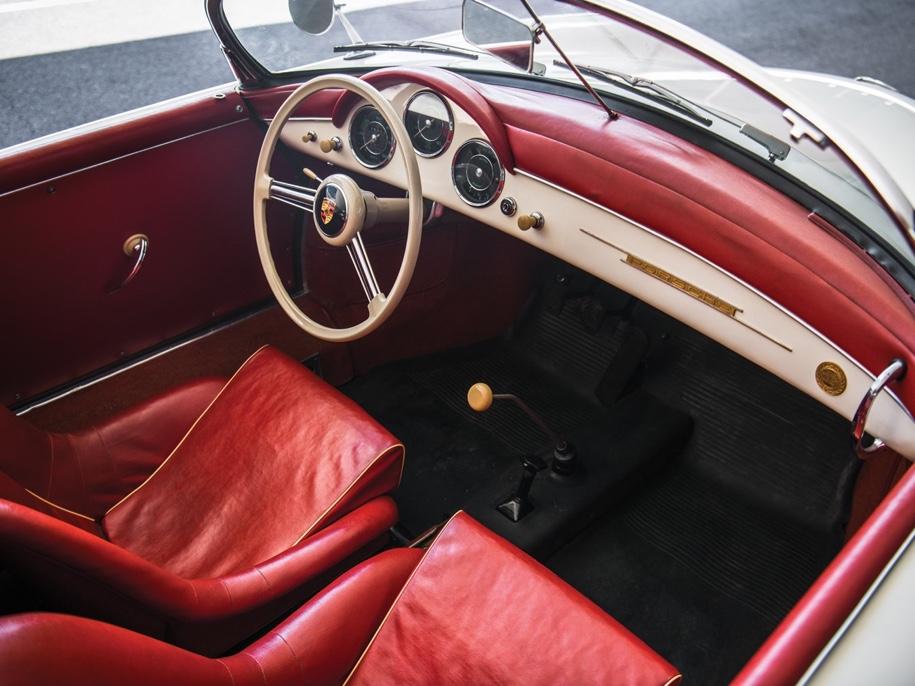 Porsche, пробывший в один руках 51 год, выставят на торги 4