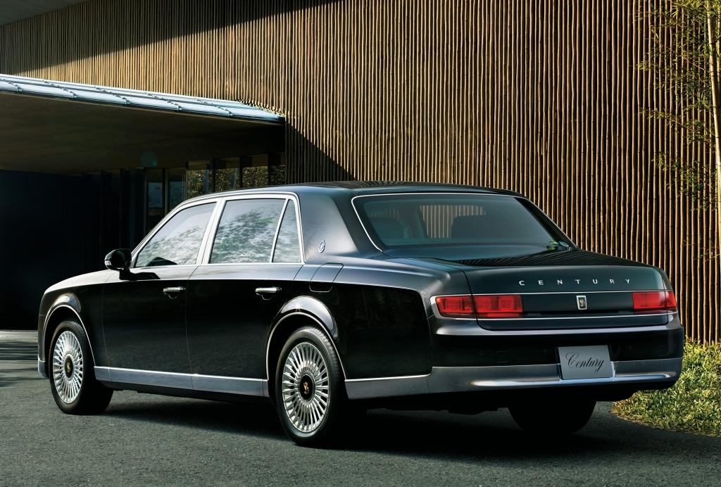 Toyota выпустила очень дорогой автомобиль «для избранных» 1
