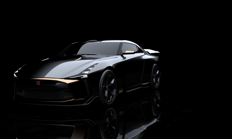 Nissan отпраздновал полувековой юбилей модели GT-R 1