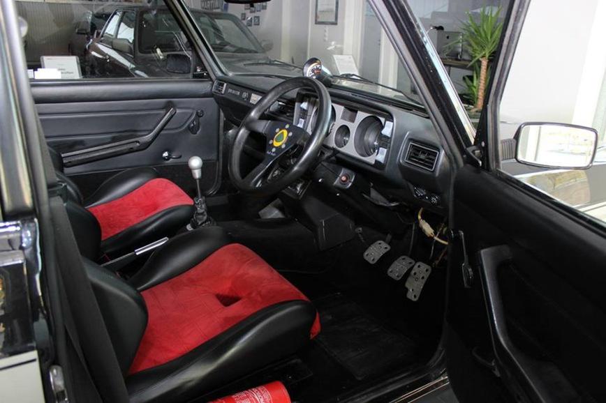 Какой была Lada Lotus, построенная в шоу Top Gear 4