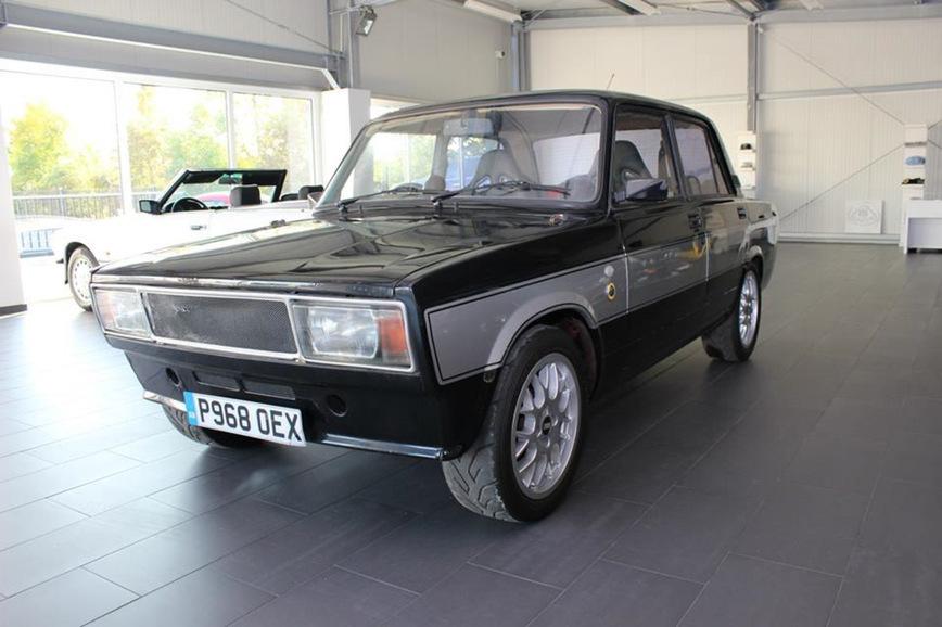 Какой была Lada Lotus, построенная в шоу Top Gear 2