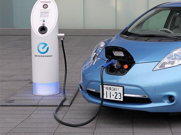 В Украине стремительно растет популярность электромобилей 1