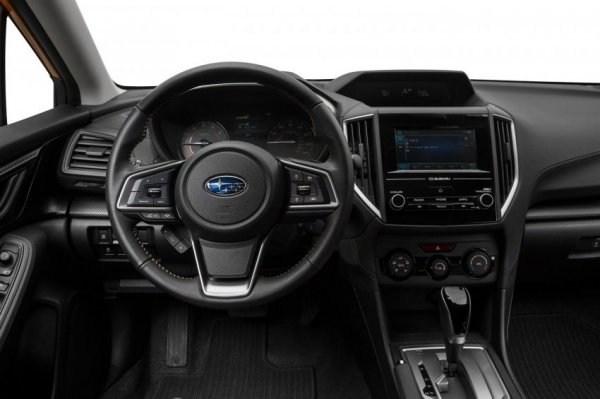 Новый гибрид Subaru Crosstrek получил ценник 1