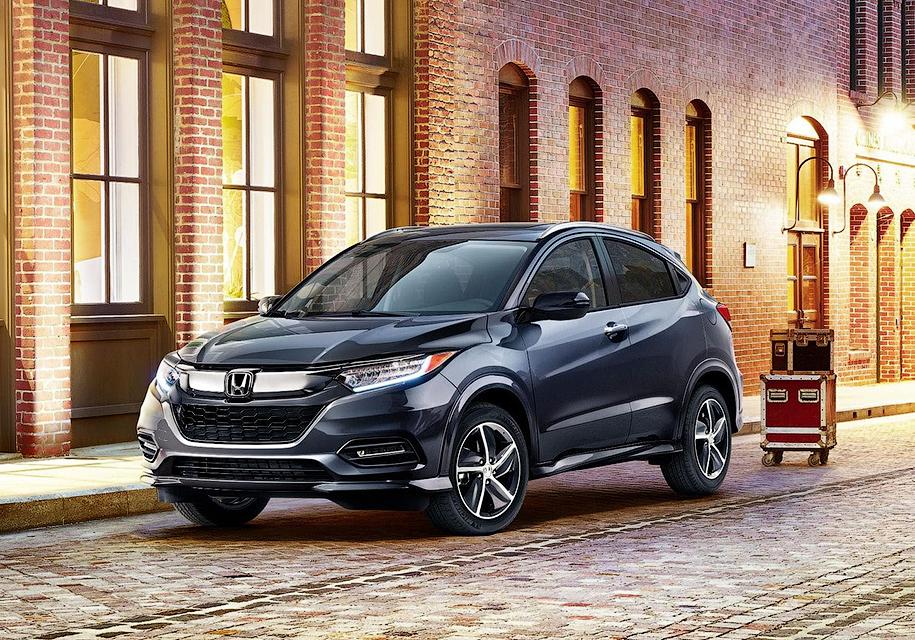 Обновленные кроссоверы Honda Pilot и HR-V получили новую «мультимедийку» и системы безопасности 2
