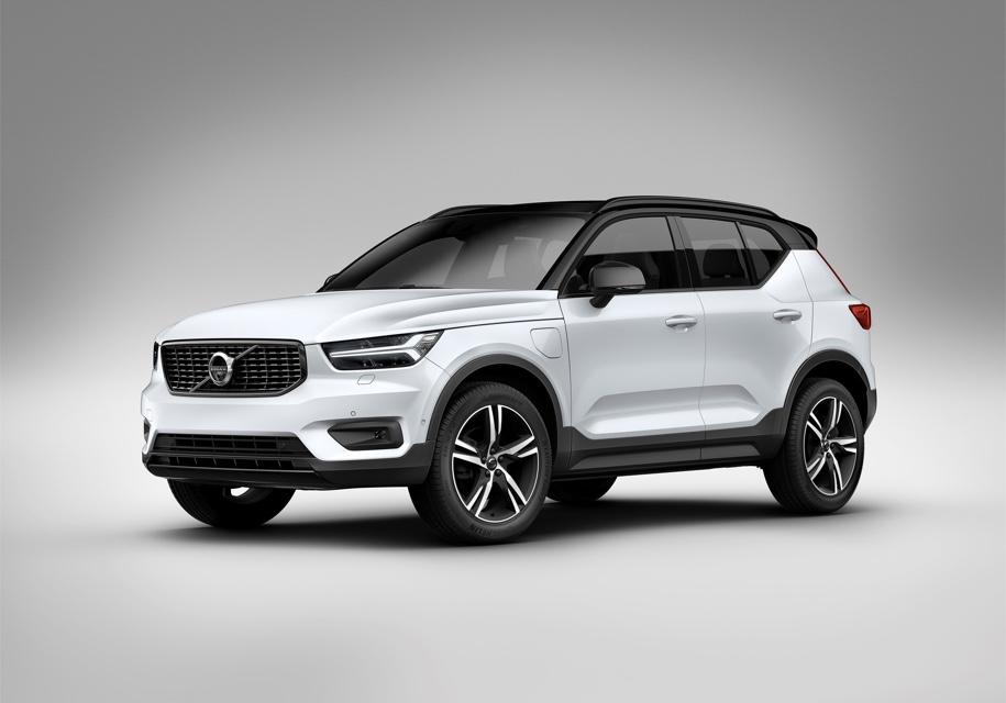 Каким будет первый электрокар марки Volvo 1