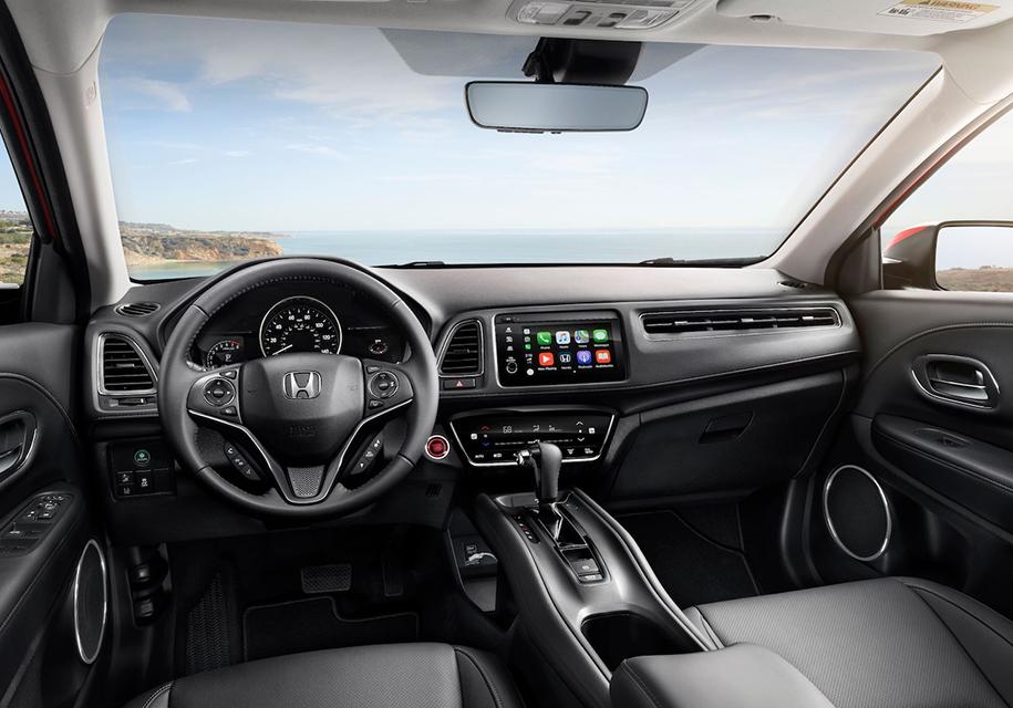 Обновленные кроссоверы Honda Pilot и HR-V получили новую «мультимедийку» и системы безопасности 3