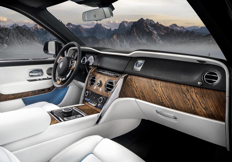 Cullinan будет единственным внедорожником в модельном ряду Rolls-Royce 2