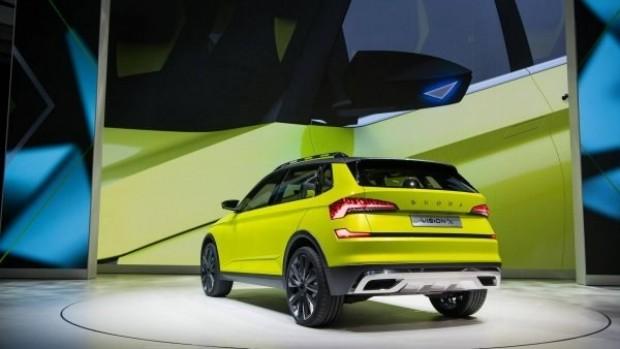 Skoda разрабатывает «убийцу» Hyundai Creta 1