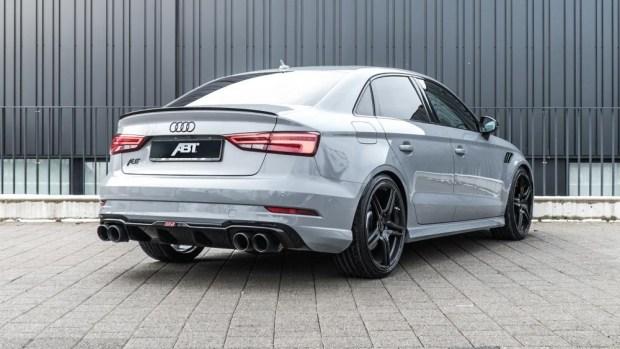 Ателье ABT поработало над Audi RS3 2