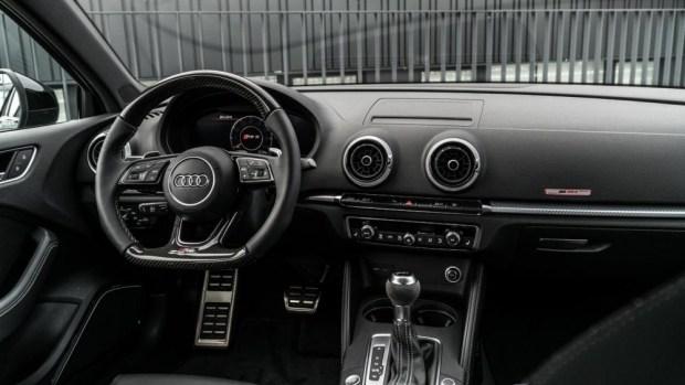 Ателье ABT поработало над Audi RS3 3