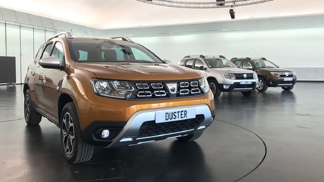 Renault не будет вешать свой шильдик на модели Dacia 1