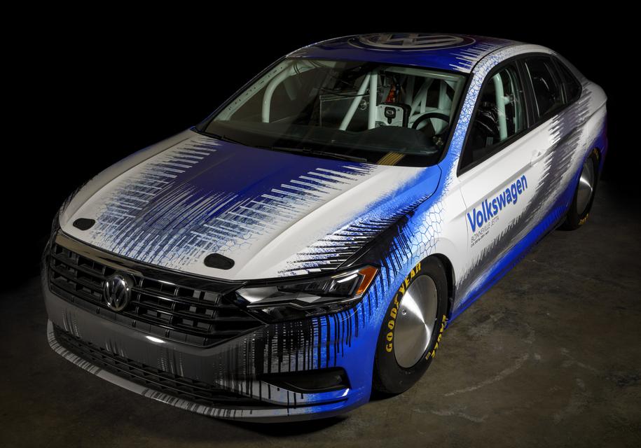 Volkswagen Jetta попытается установить рекорд скорости 1