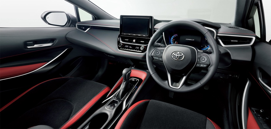 Toyota Corolla получила полный привод 2