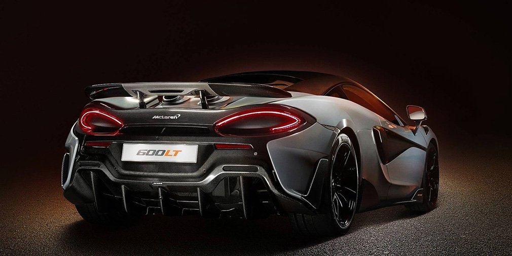 Новый суперкар McLaren: карбон, проработанная аэродинамика и 600 сил 2