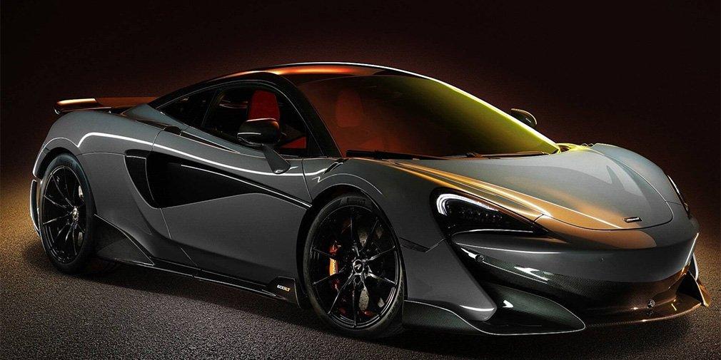 Новый суперкар McLaren: карбон, проработанная аэродинамика и 600 сил 1