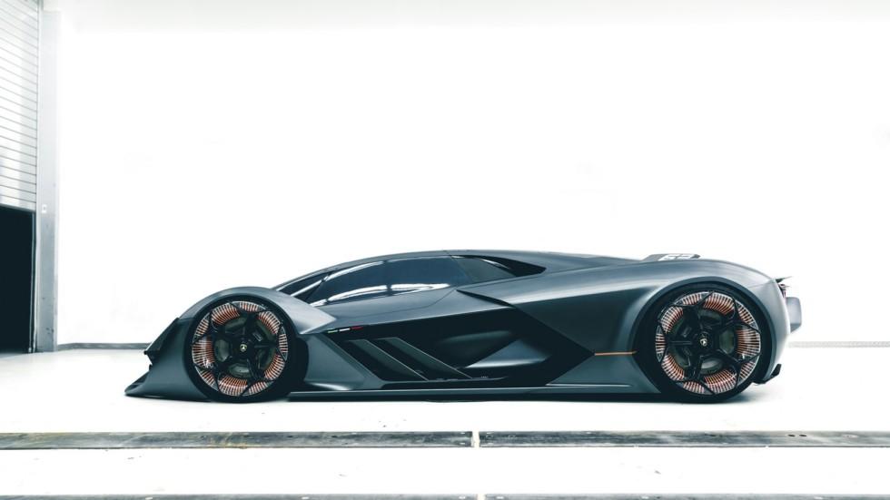 Компания Lamborghini показала новый суперкар 2