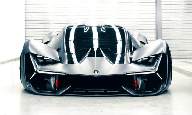 Компания Lamborghini показала новый суперкар 3