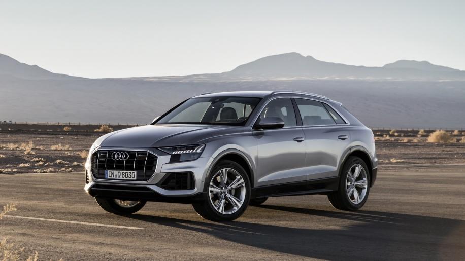 Audi раздумывает над очень большим внедорожником 1