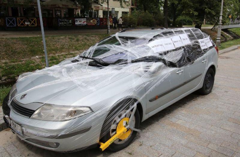 Парковочные войны: слишком долго стоишь! 2