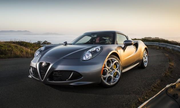 Alfa Romeo 4C Coupe уйдет «на пенсию» 1