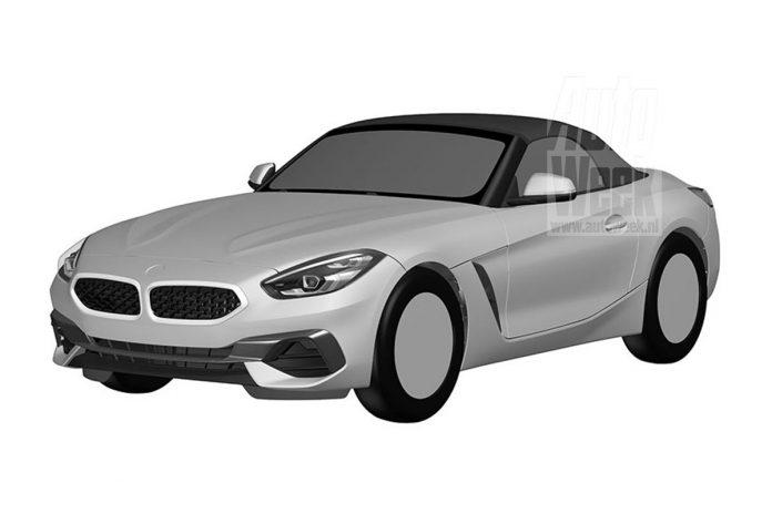 Как будет выглядеть новый BMW Z4 1