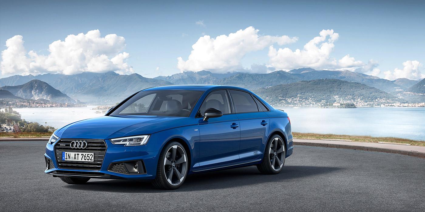 Audi показала обновленную A4 1