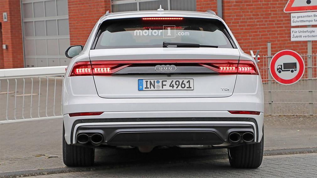 «Внешность» спортивного Audi Q8 раскрыли до премьеры 3